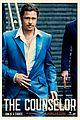 brad pitt michael fassbendr counselor character posters 03