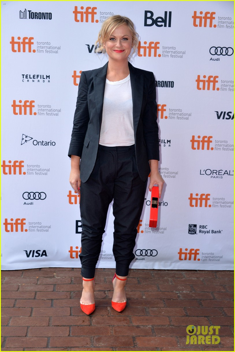 amy poehler you are here premiere at toronto film festival 012946597