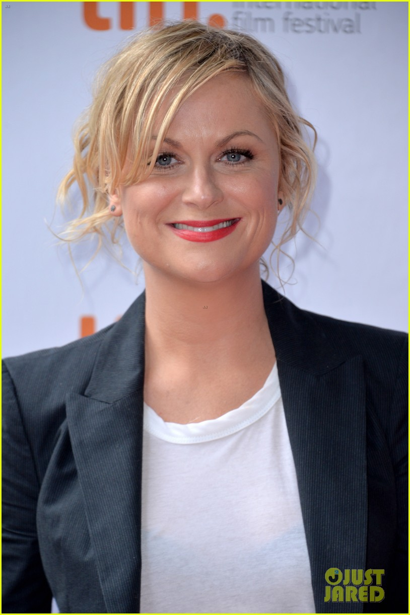 amy poehler you are here premiere at toronto film festival 02