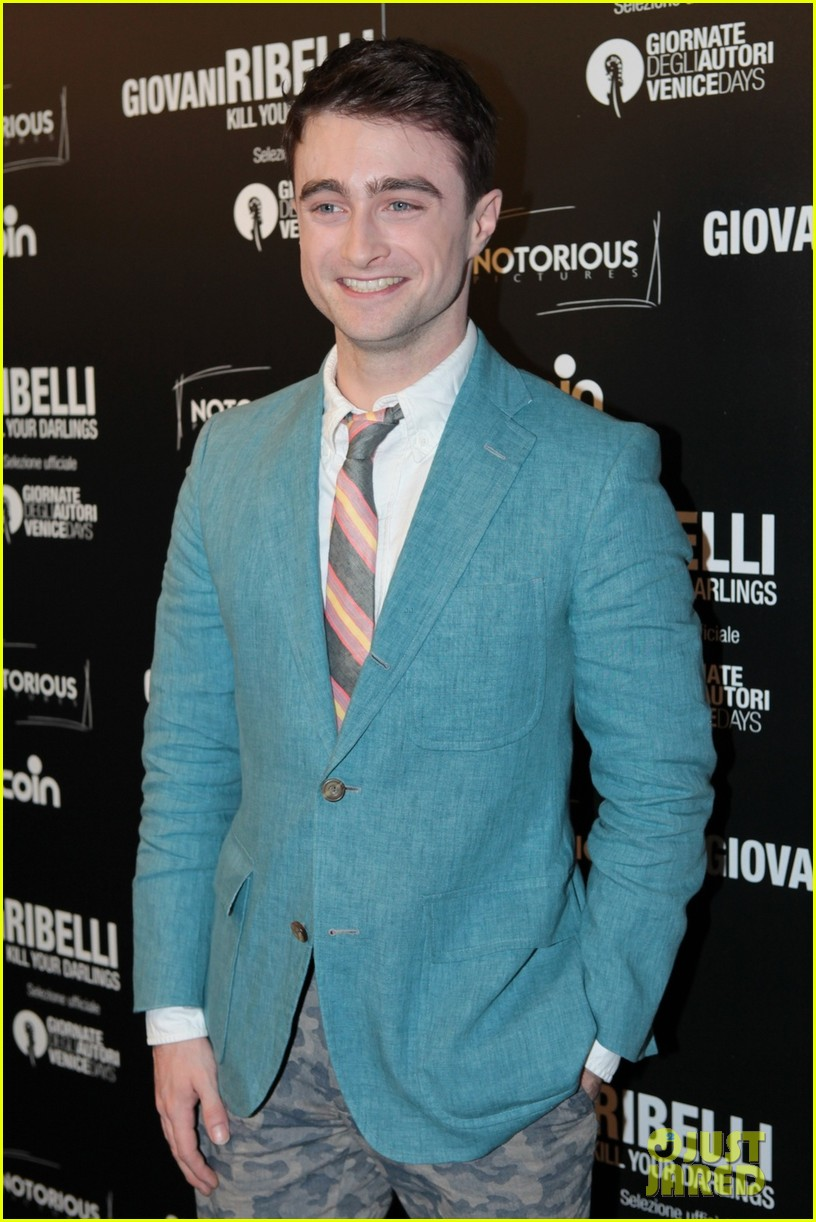 daniel radcliffe kill your darlings venice after party 042942789