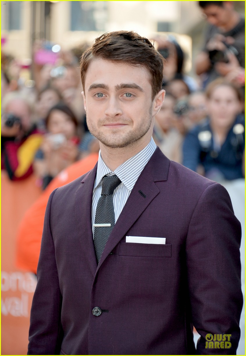 daniel radcliffe michael c hall kill your darlings tiff premiere 09