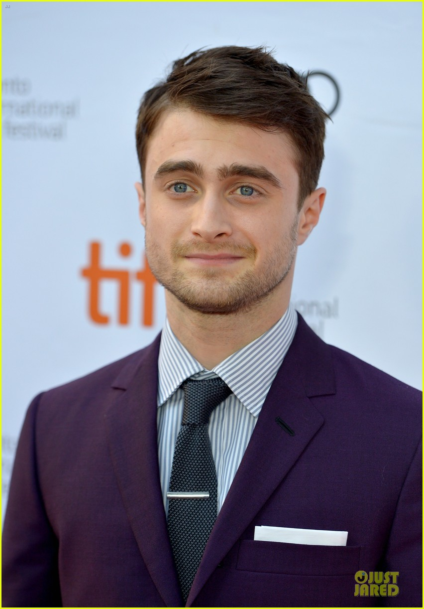 daniel radcliffe michael c hall kill your darlings tiff premiere 192949632