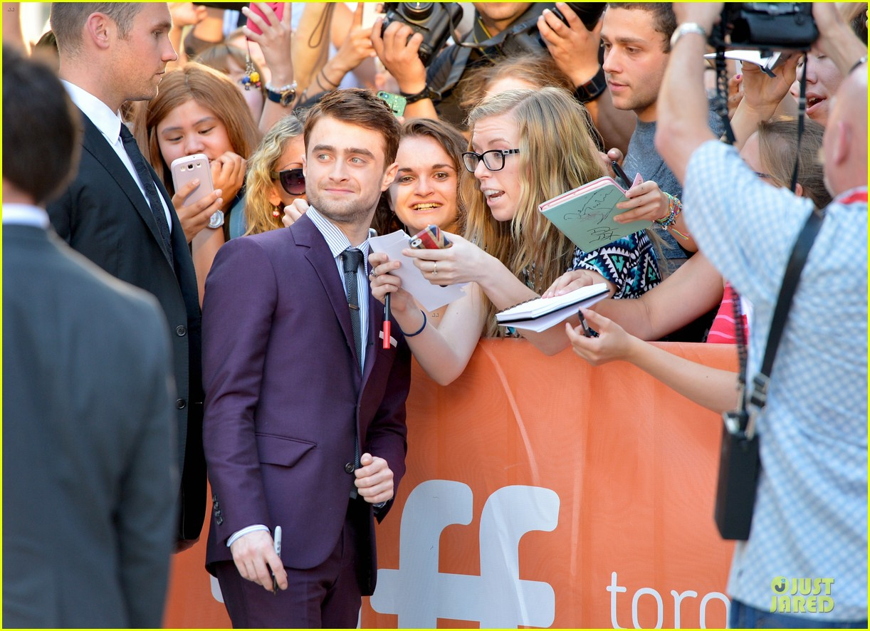 daniel radcliffe michael c hall kill your darlings tiff premiere 202949633