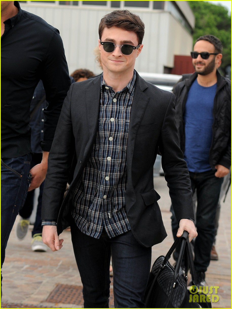 daniel radcliffe kill your darlings premiere in venice 232941709