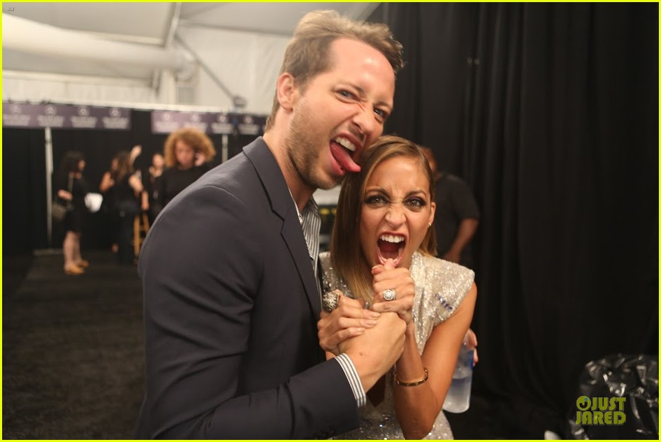 nicole richie style awards behind the scenes pics exclusive 06.2950977