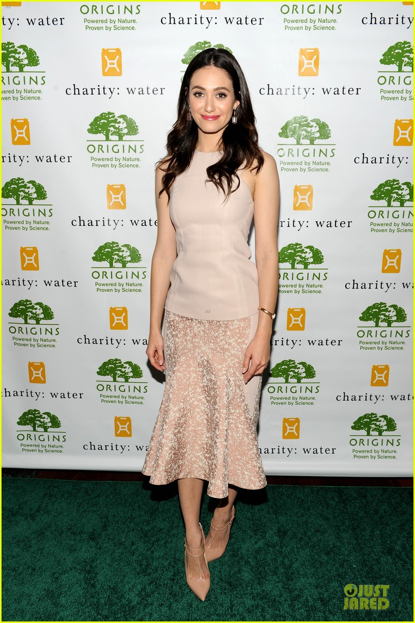 emmy rossum origins smartyplants event host 012953959