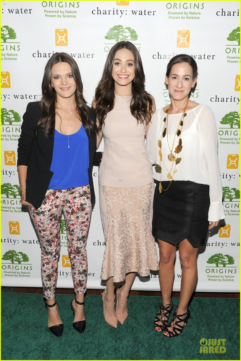 emmy rossum origins smartyplants event host 052953963