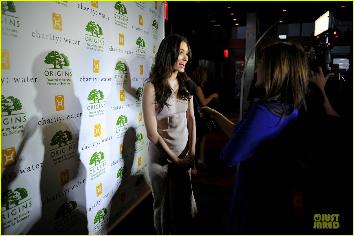emmy rossum origins smartyplants event host 072953965