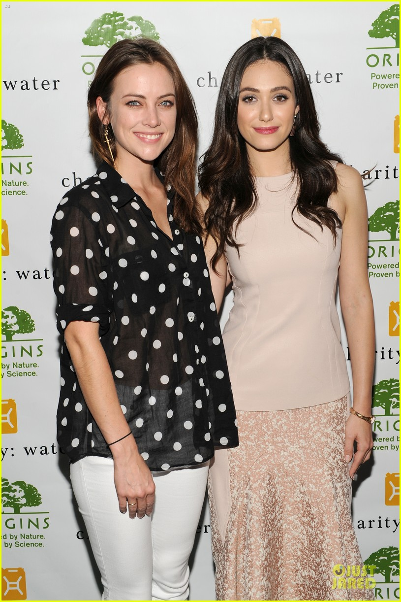emmy rossum origins smartyplants event host 142953972