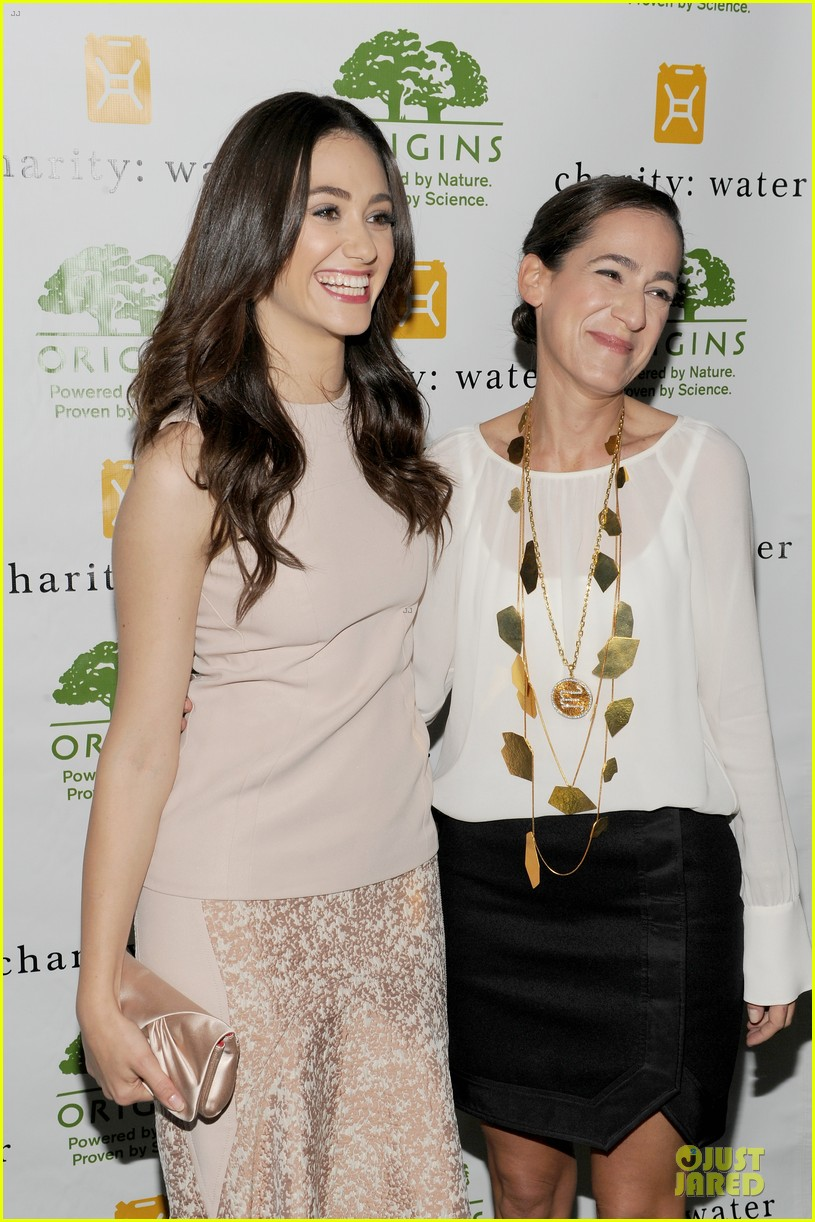 emmy rossum origins smartyplants event host 222953980