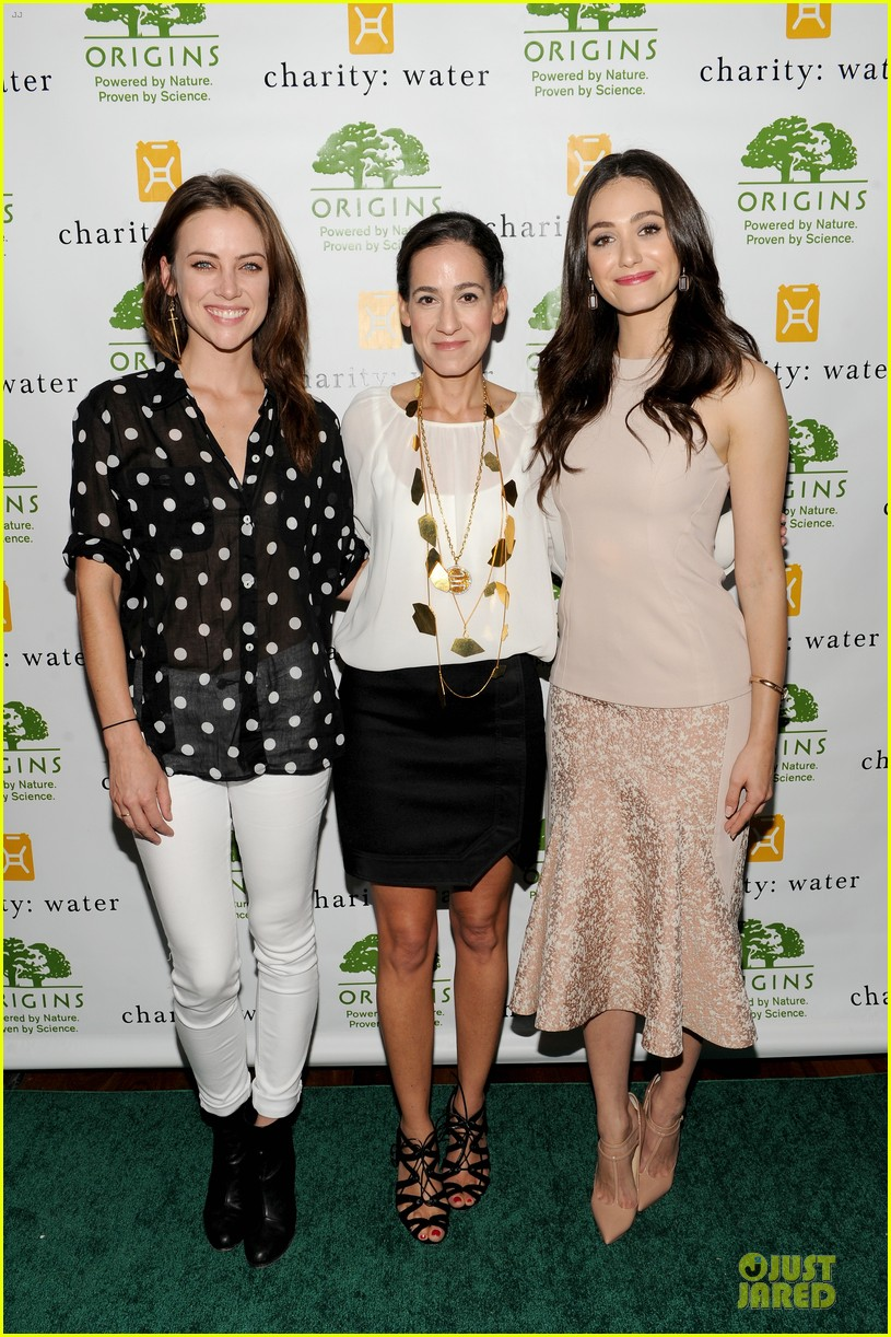 emmy rossum origins smartyplants event host 232953981