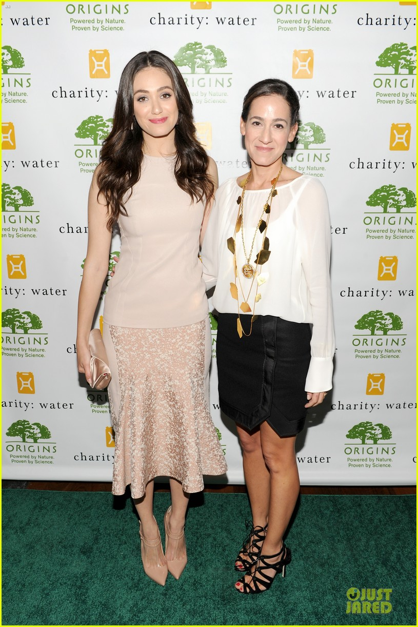 emmy rossum origins smartyplants event host 25