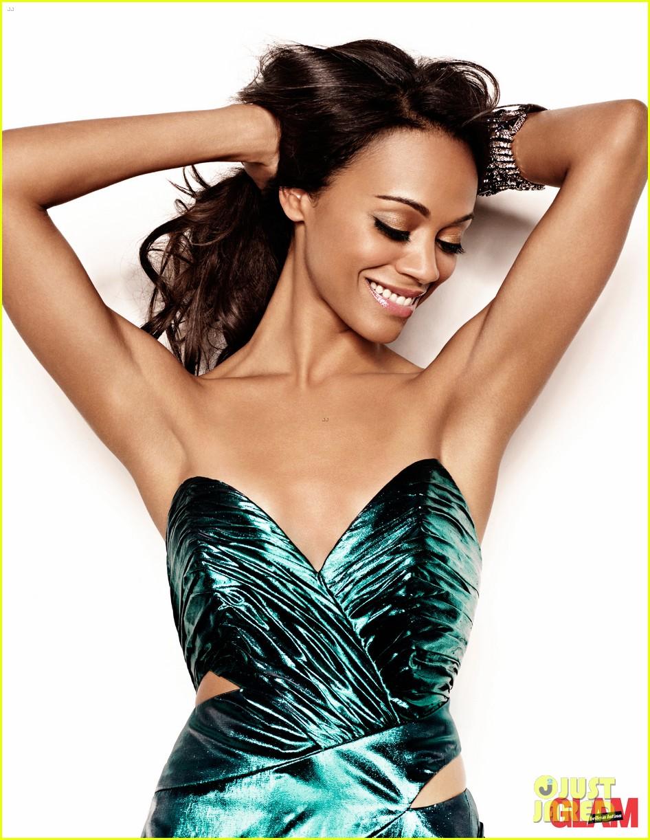 zoe saldana covers glam belleza latina october 2013 012949444