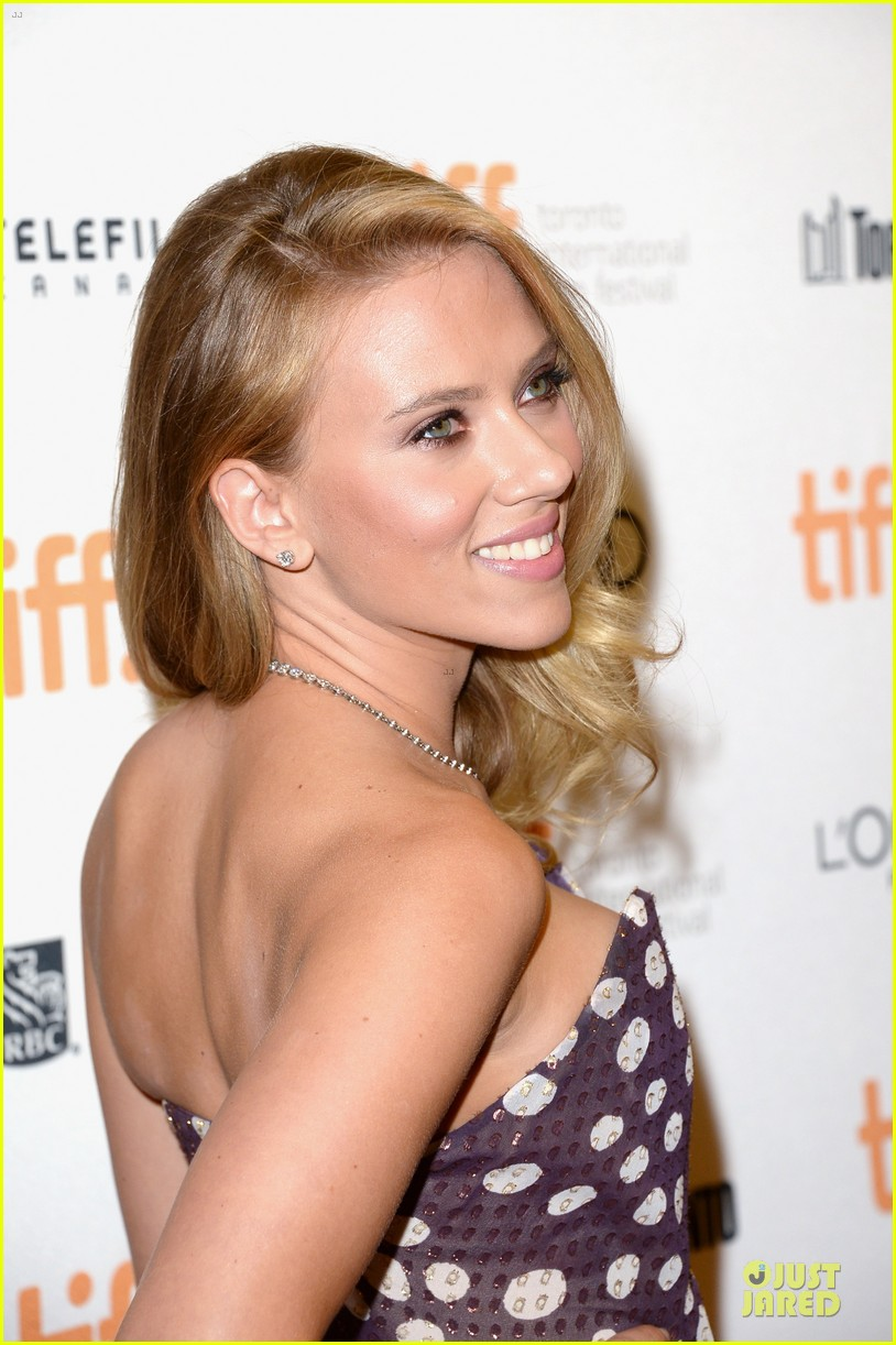 scarlett johansson under the skin tiff premiere 082948701