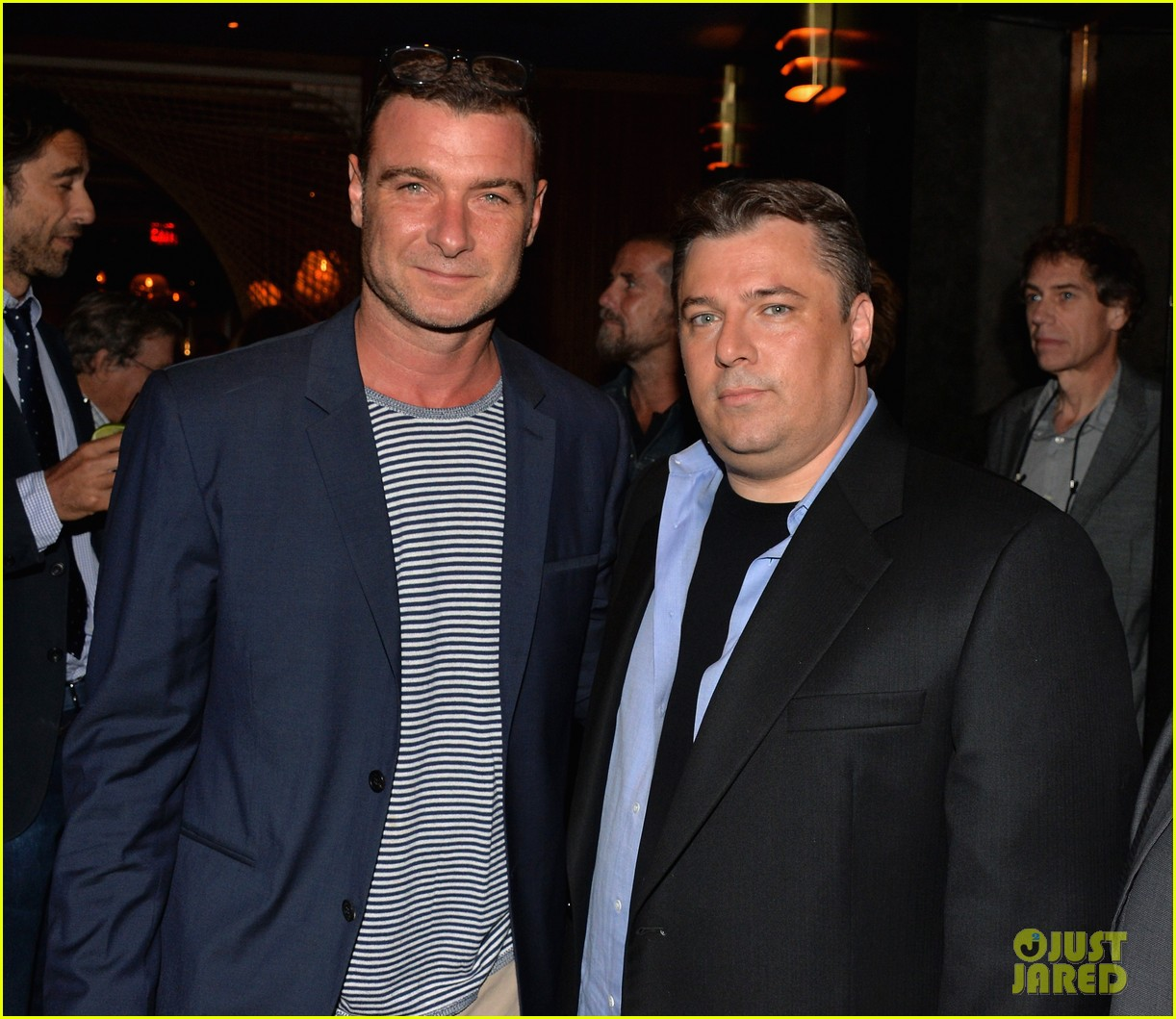 liev schreiber salinger new york screening 012943420