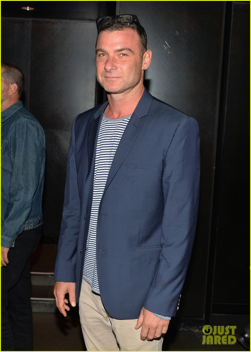 liev schreiber salinger new york screening 102943429