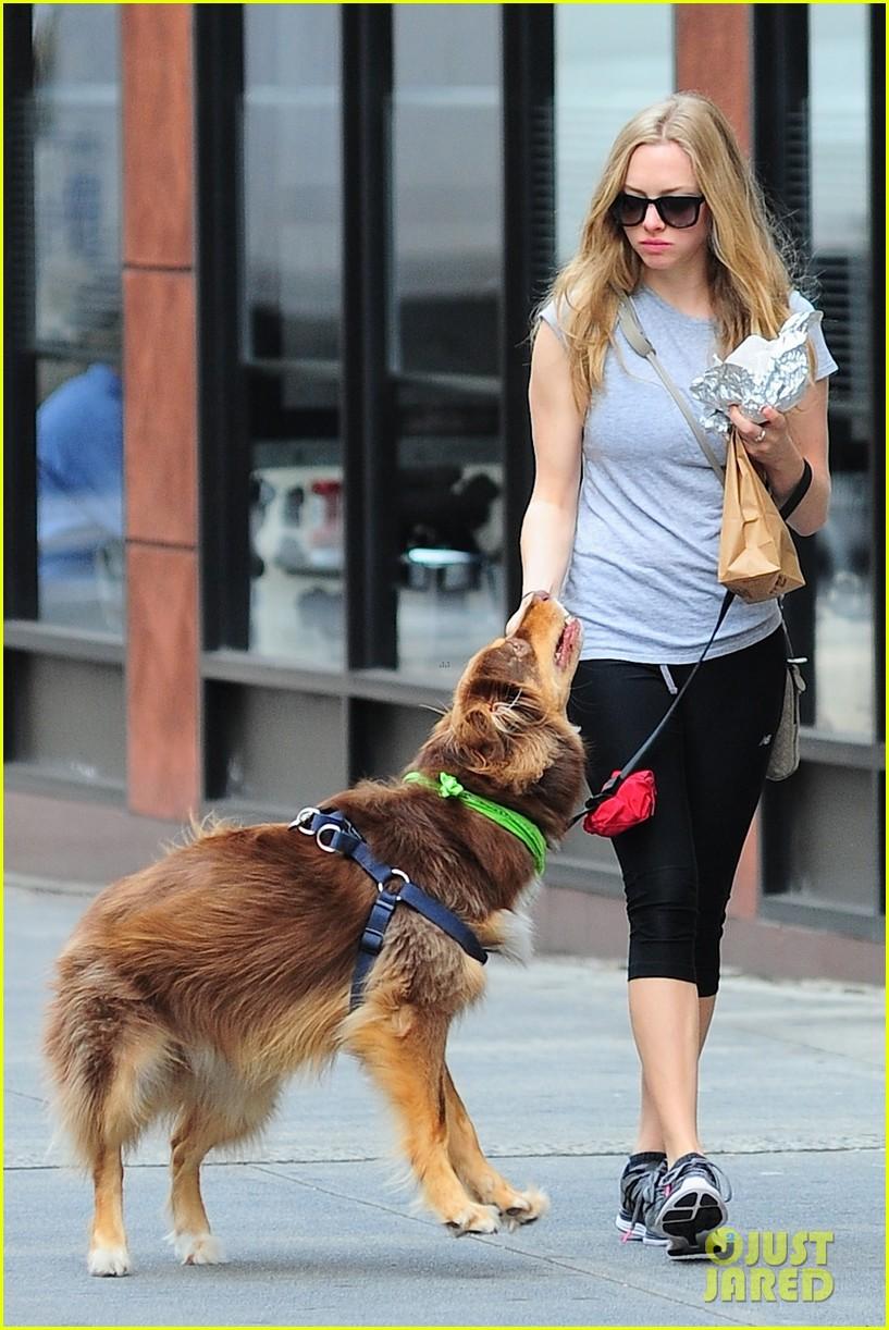 amanda seyfried immortality for her dog finn 062951322