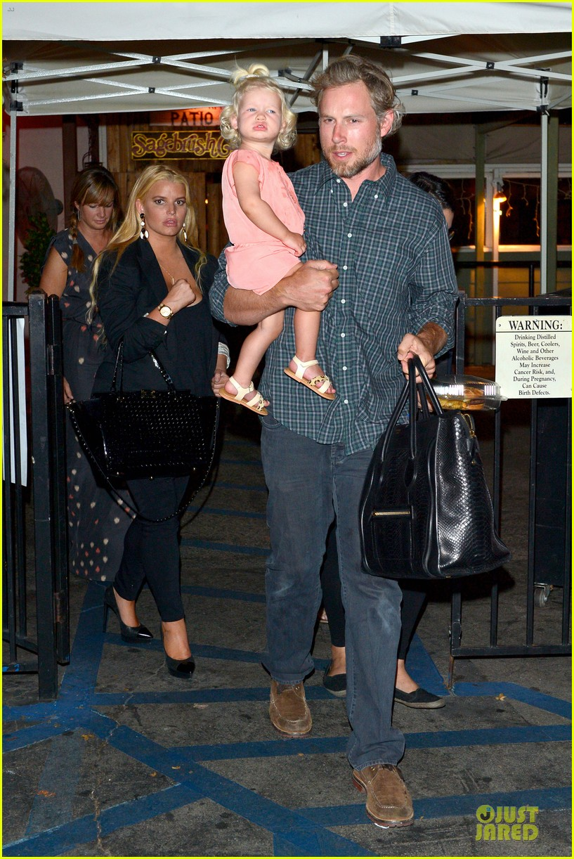 jessica simpson eric johnson sagebrush catalina dinner 092959582