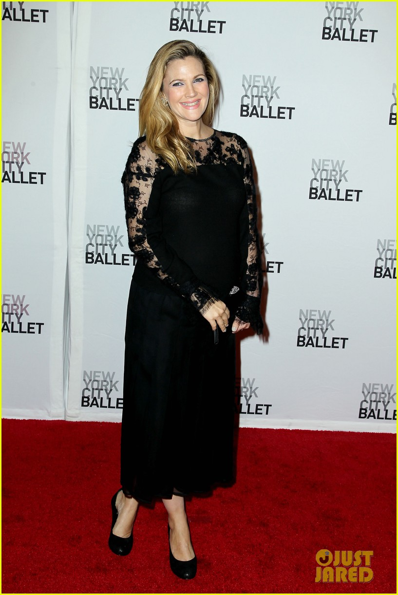 sarah jessica parker drew barrymore nyc ballet gala 032955707