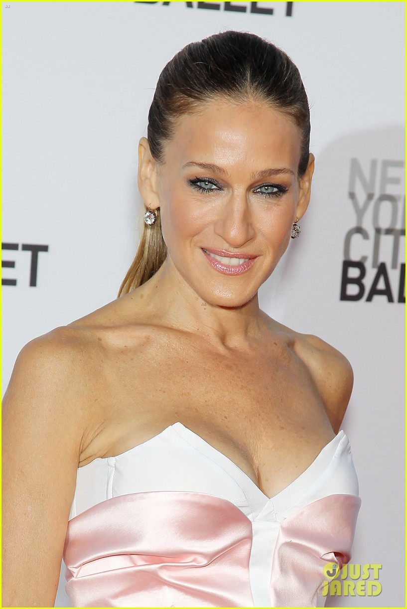 sarah jessica parker drew barrymore nyc ballet gala 102955714