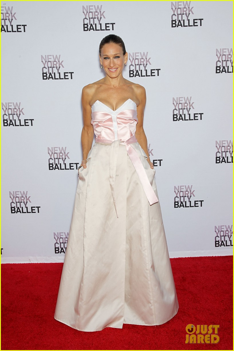 sarah jessica parker drew barrymore nyc ballet gala 142955718