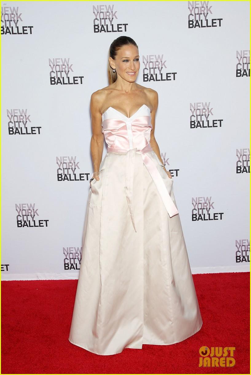 sarah jessica parker drew barrymore nyc ballet gala 152955719