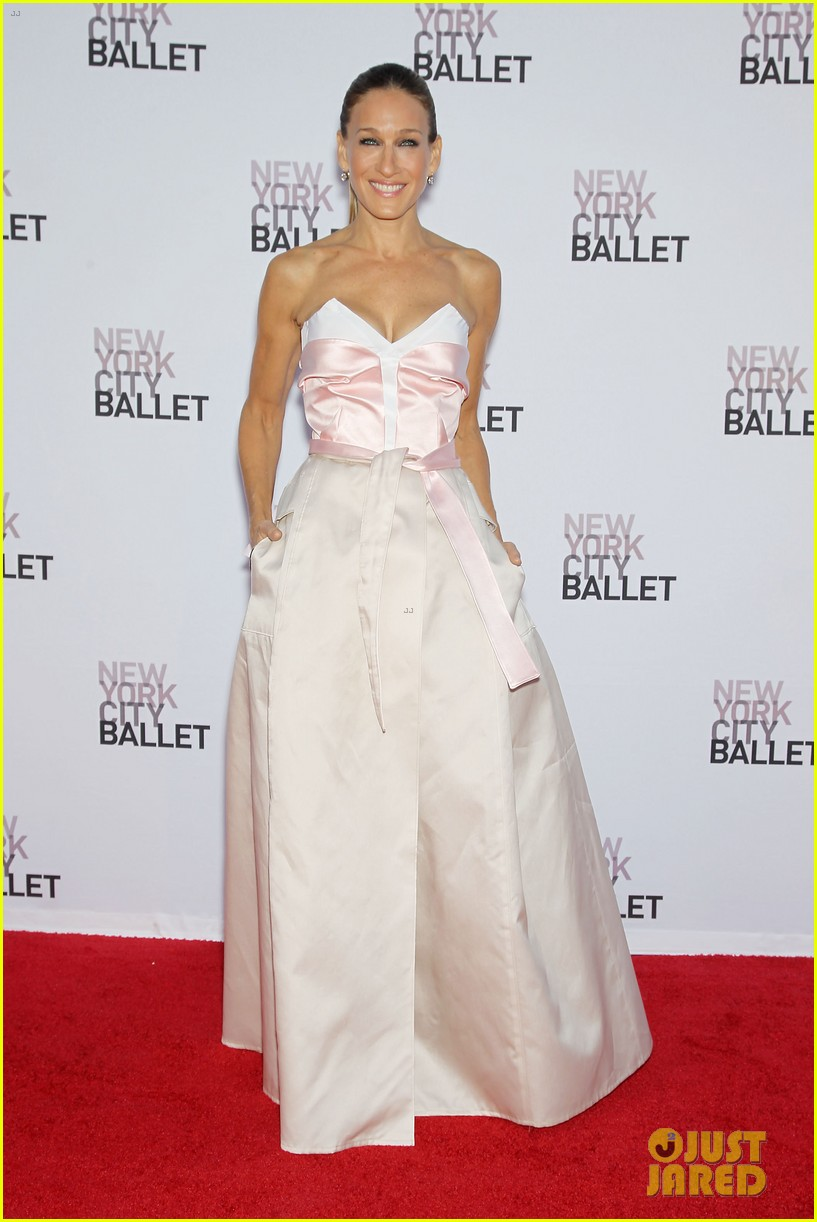 sarah jessica parker drew barrymore nyc ballet gala 162955720