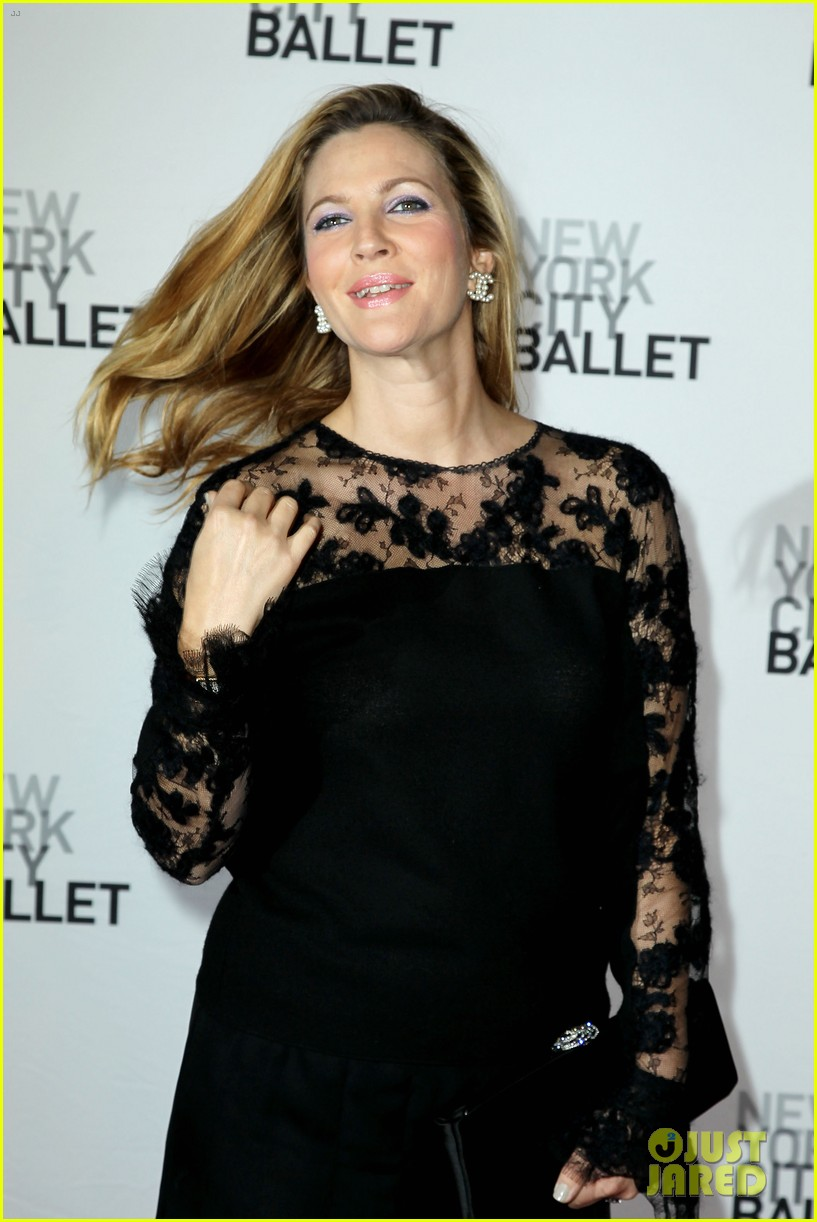 sarah jessica parker drew barrymore nyc ballet gala 272955731