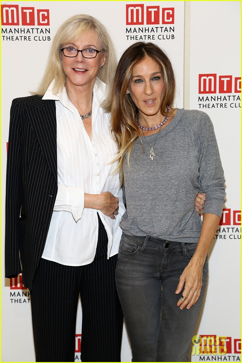 sarah jessica parker commons of penascola photo call 11