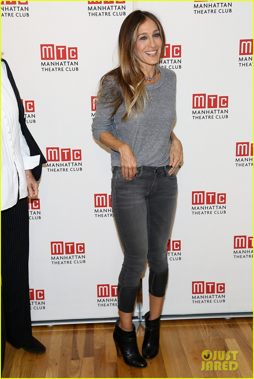 sarah jessica parker commons of penascola photo call 13