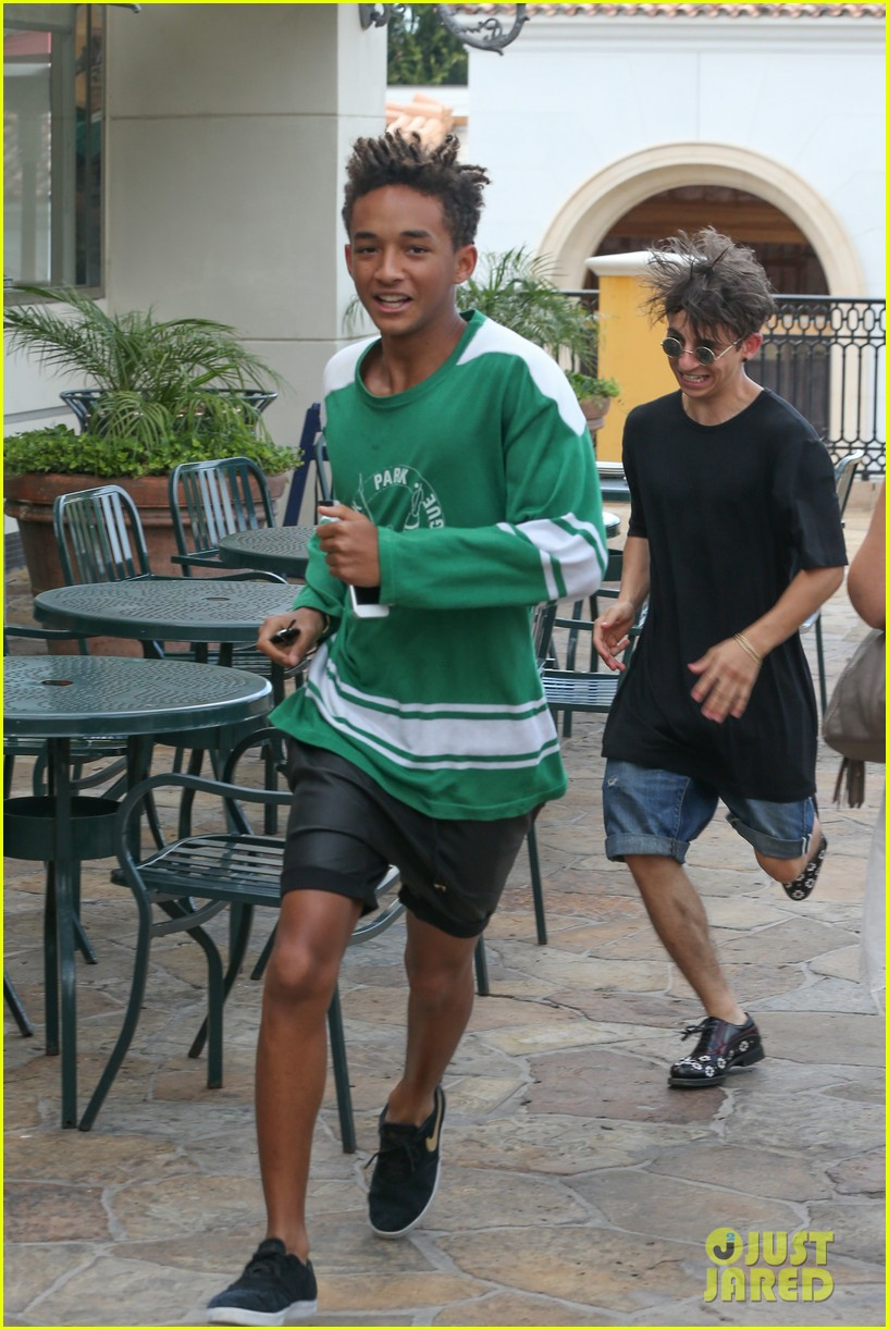jaden smith moises arias run for sushi 012942806