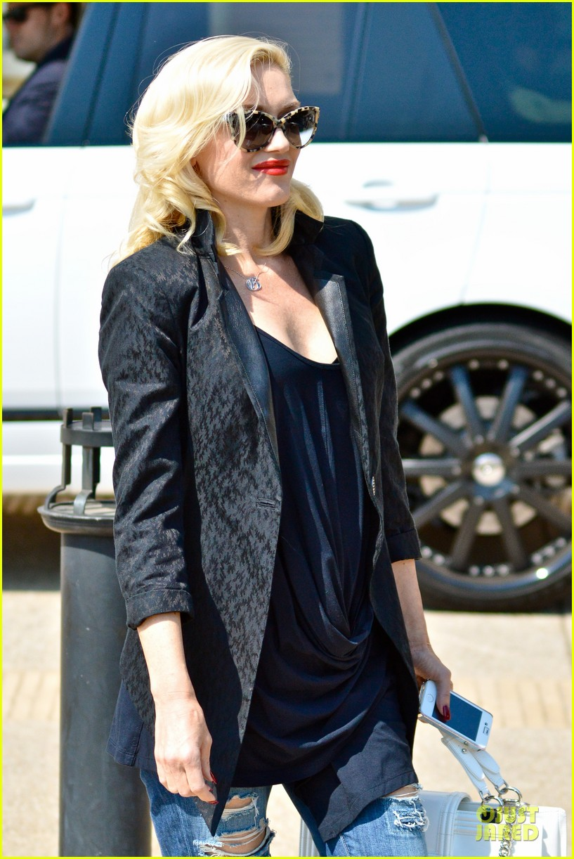 gwen stefani pregnancy confirmed by eve 072951619