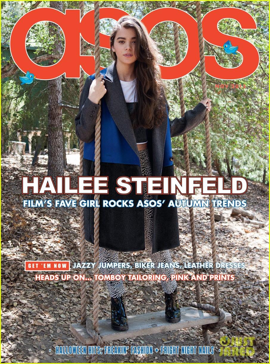 hailee steinfeld covers asos magazine november 2013 052960007