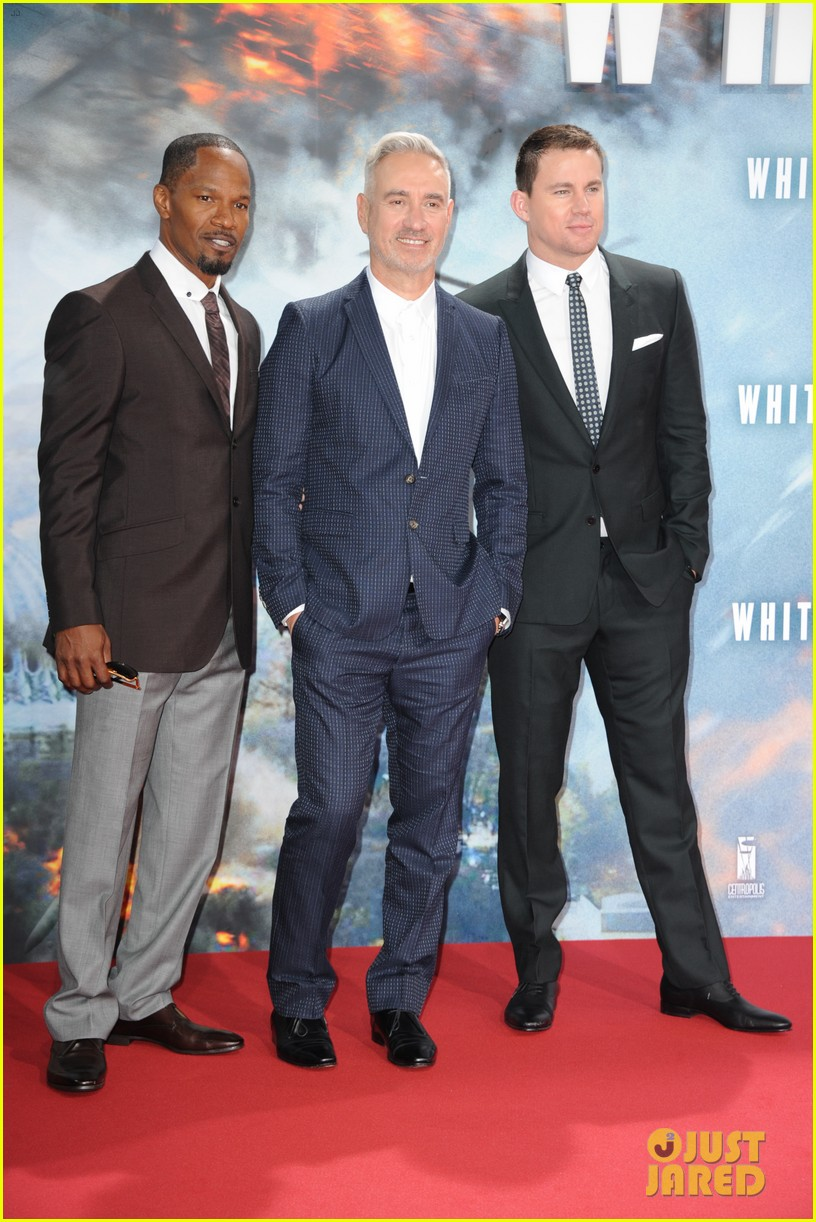 channing tatum jamie foxx white house down in berlin 102942465