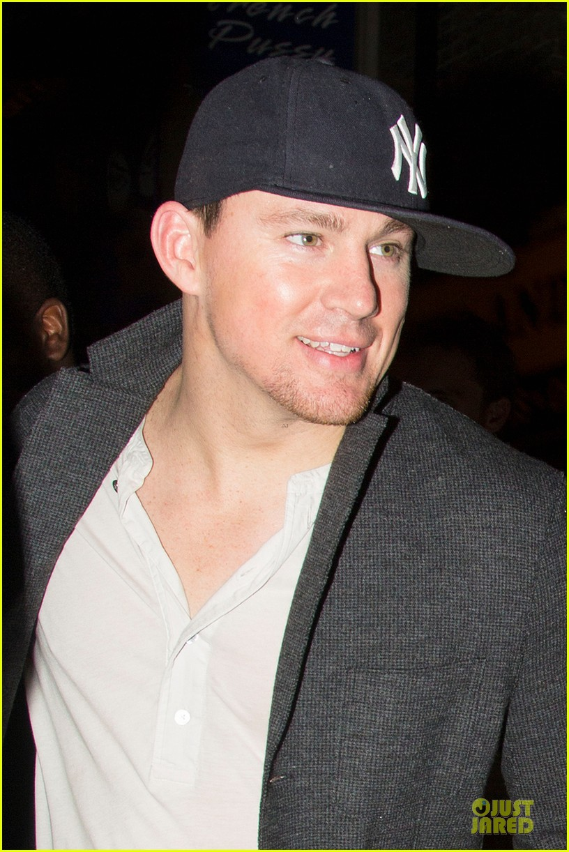 channing tatum jamie foxx the box nightclub duo 042945290