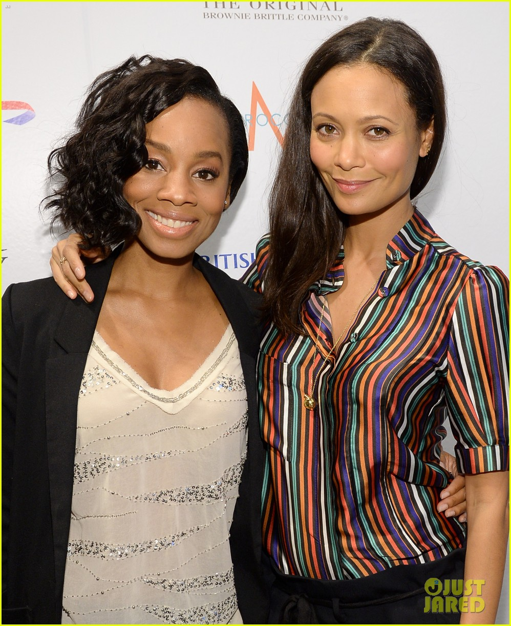 thandie newton pregnant with third child 06