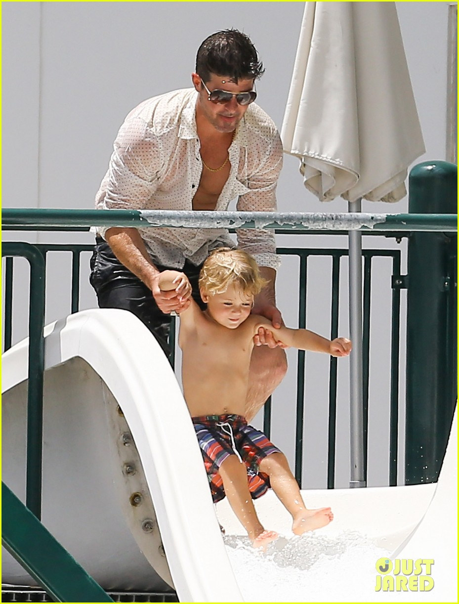 robin thicke waterslide adventures with julian 032942089