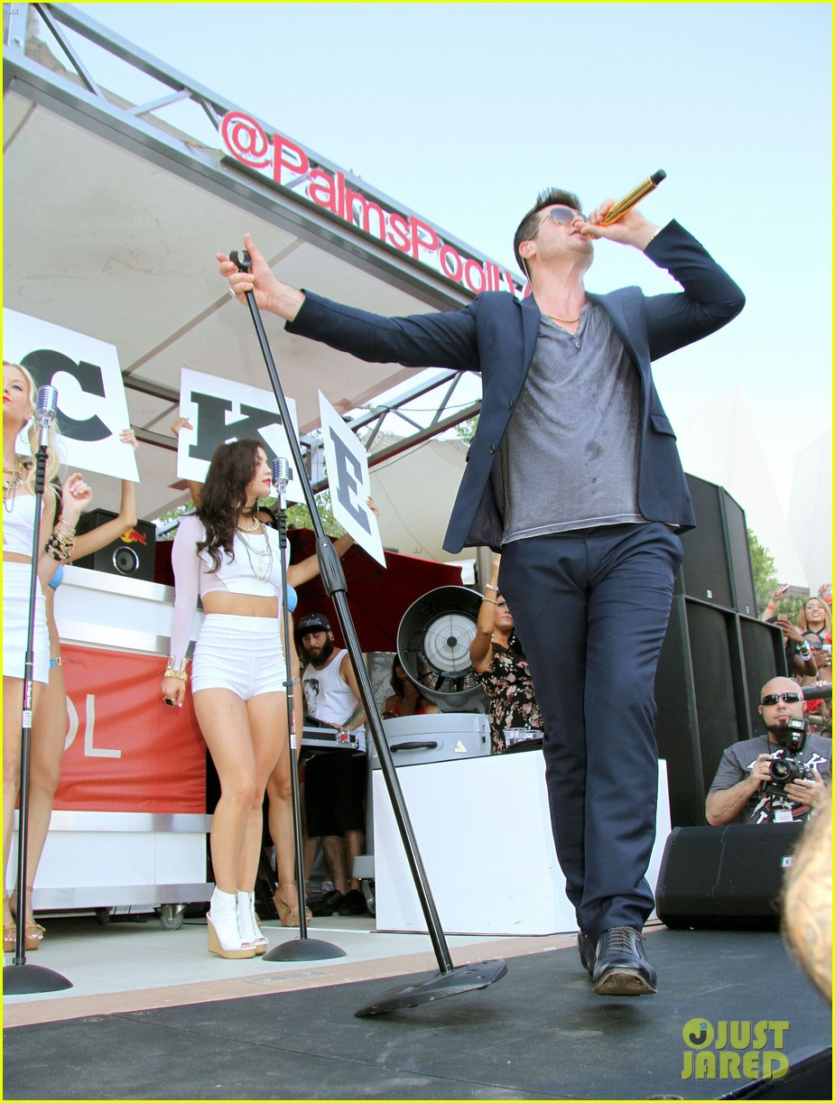 robin thicke talks functional dysfunctional marriage to paula patton 052952554