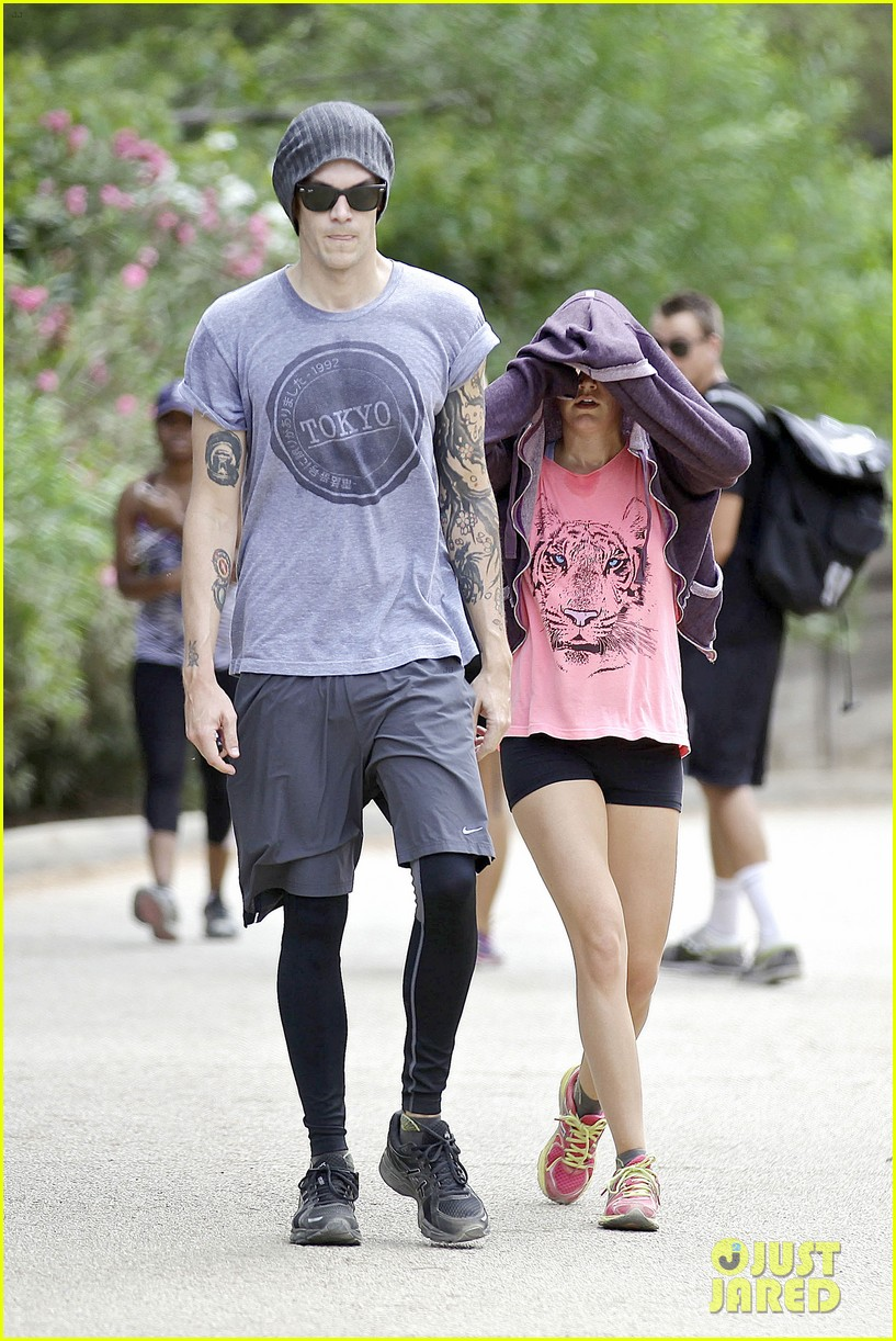 ashley tisdale labor day party with christopher french 222942361