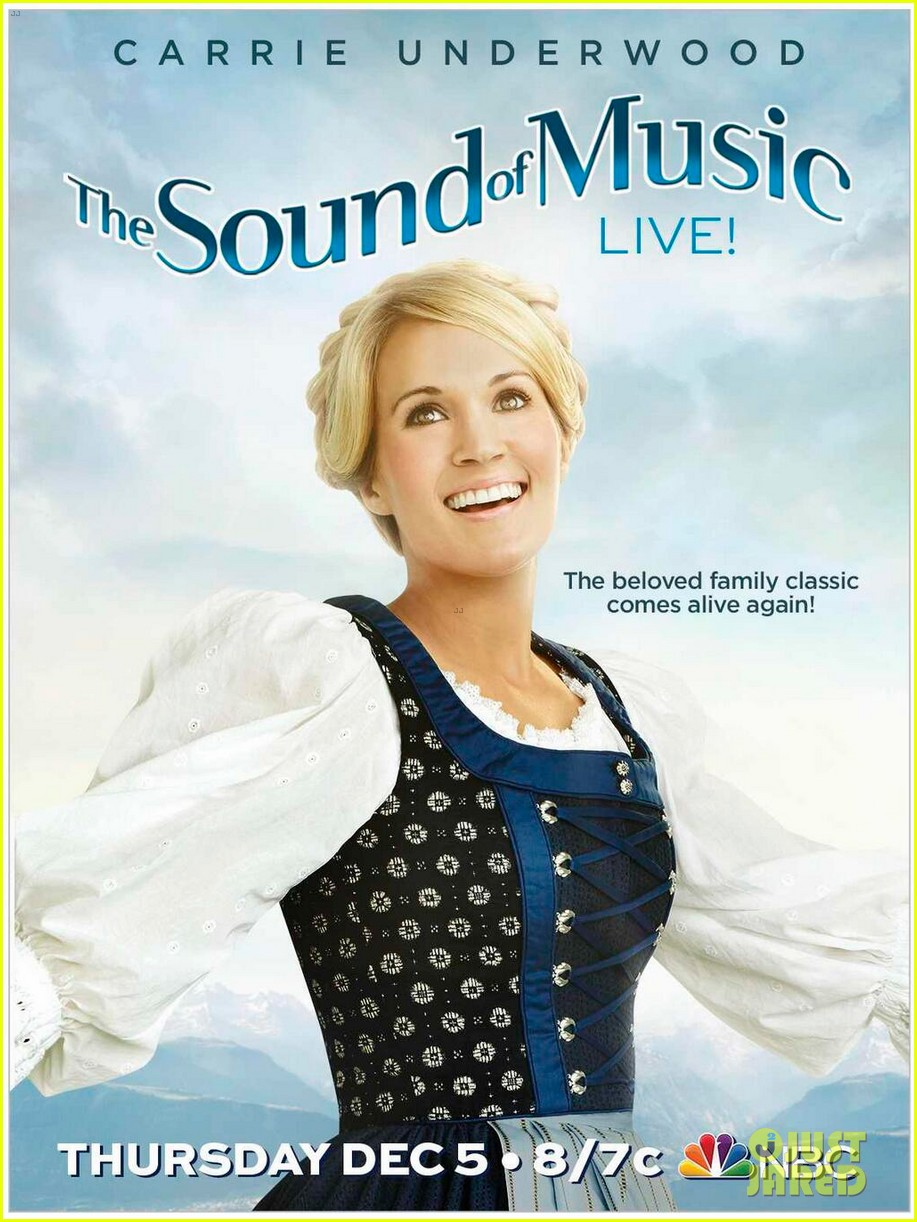 carrie underwood as maria in sound of music first look2953641