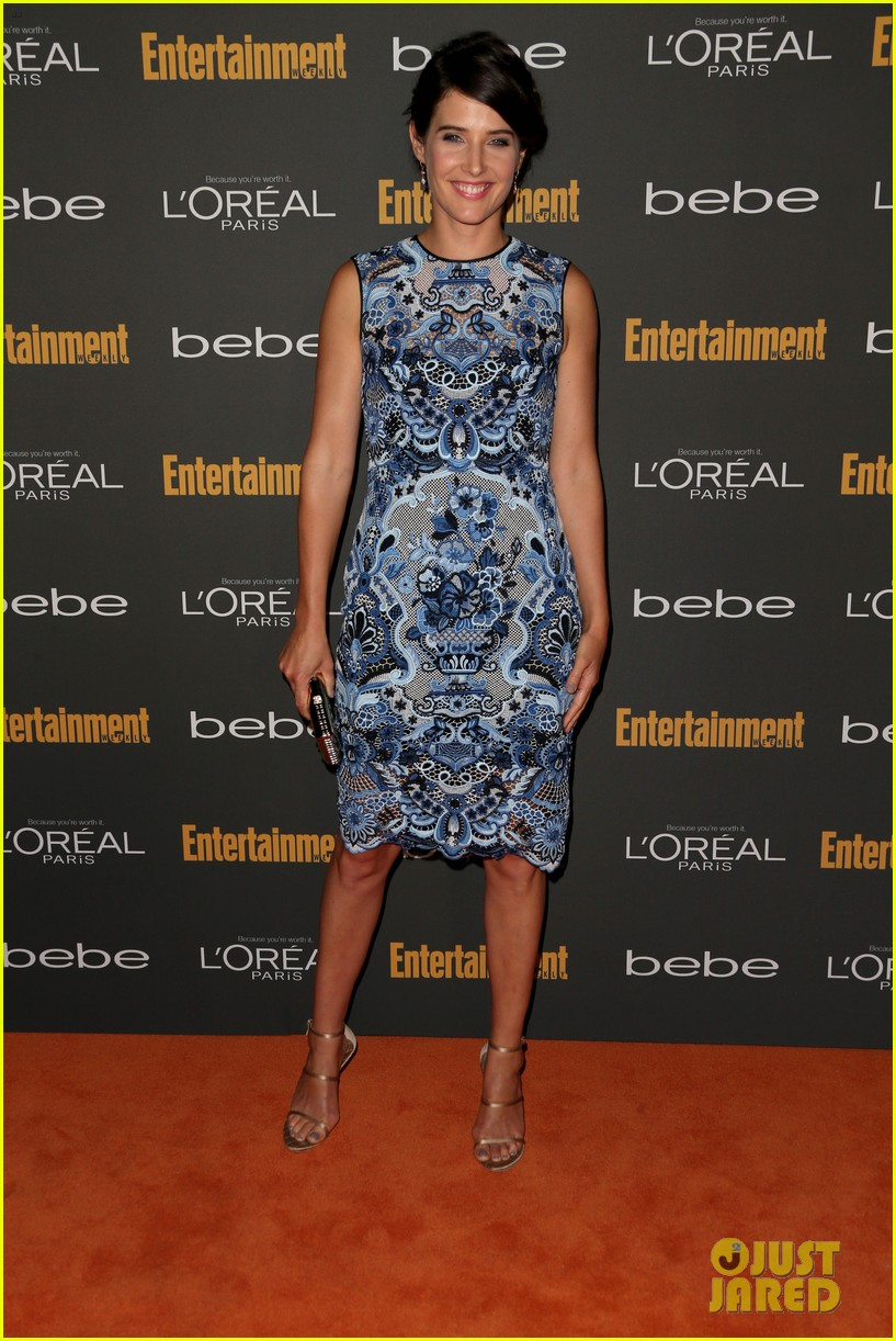 gabrielle union cobie smulders ew pre emmy party 2013 132957016