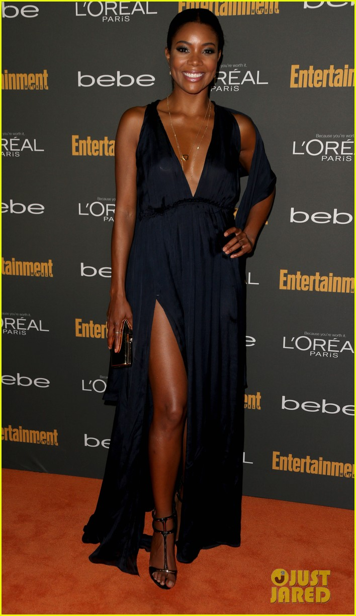 gabrielle union cobie smulders ew pre emmy party 2013 172957020