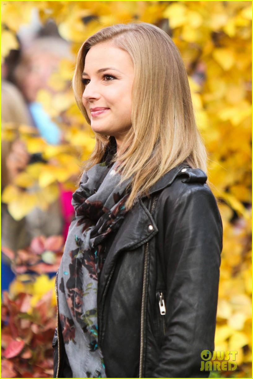 Emily Vancamp 2013 Hair