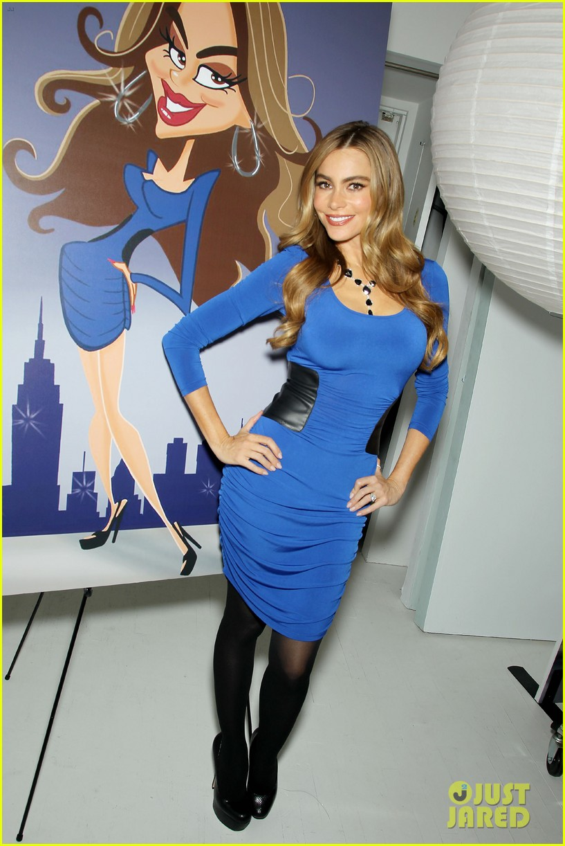 sofia vergara celebrates fall holiday collections for kmart 262959999