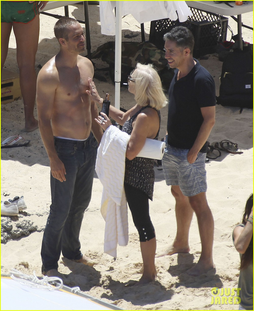 paul walker shirtless cool water cologne photo shoot 072945025