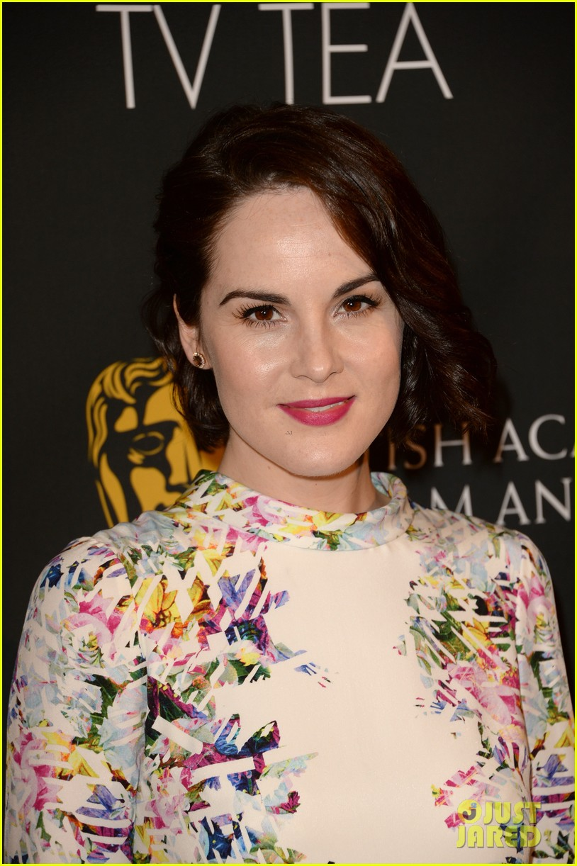 kerry washington michelle dockery bafta la tv tea party 142956997