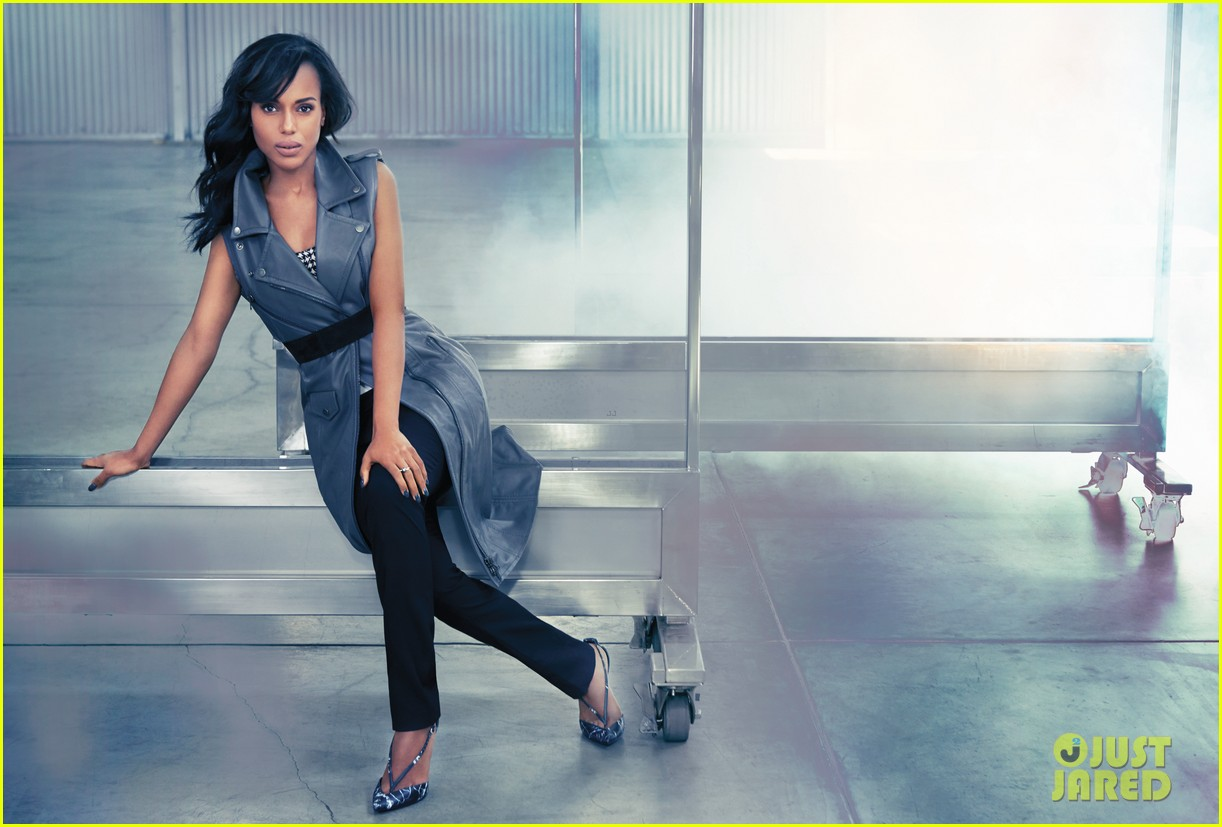 kerry washington covers flare october 2013 042945162