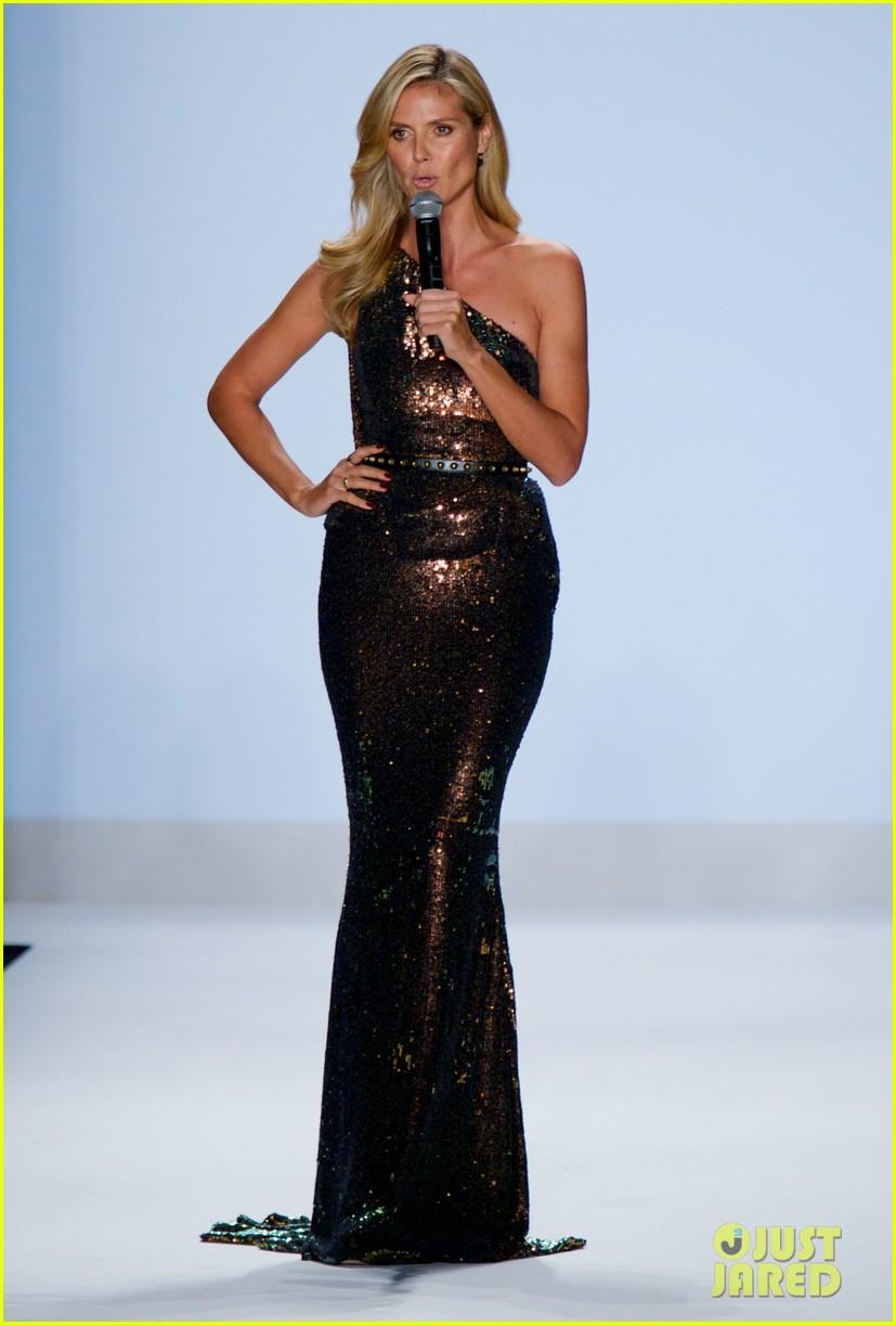 kerry washington heidi klum project runway fashion show 112945157