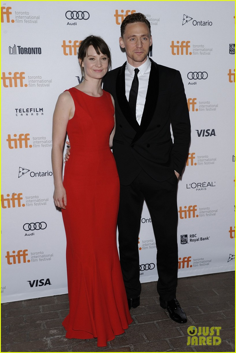 tom hiddleston mia wasikowska only lovers left alive tiff premiere 192944853