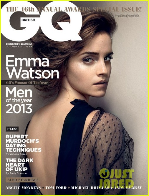 emma watson covers british gq october 2013 01